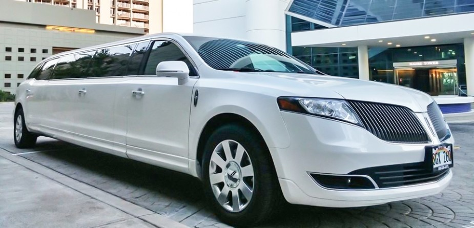 Lincoln MKT stretched limo - XS Limousine